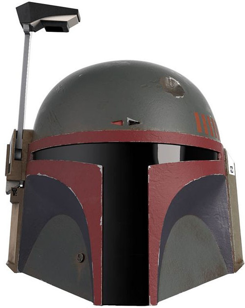 Star Wars The Mandalorian Black Series Boba Fett Wearable Electronic Helmet [Re-Armored] (Pre-Order ships April)