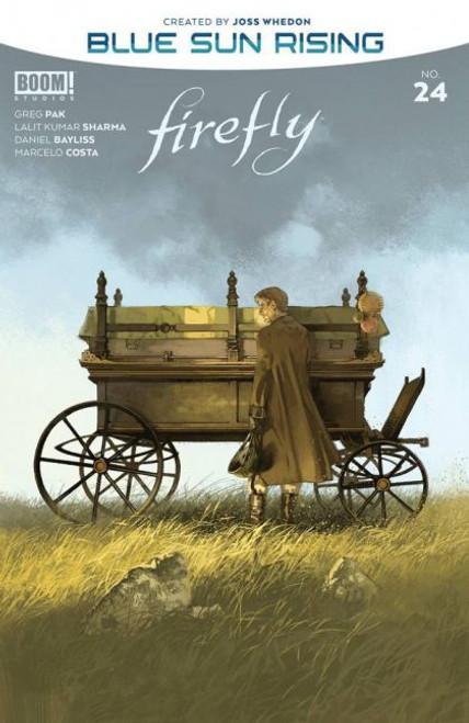 Boom! Studios Firefly #24A Comic Book