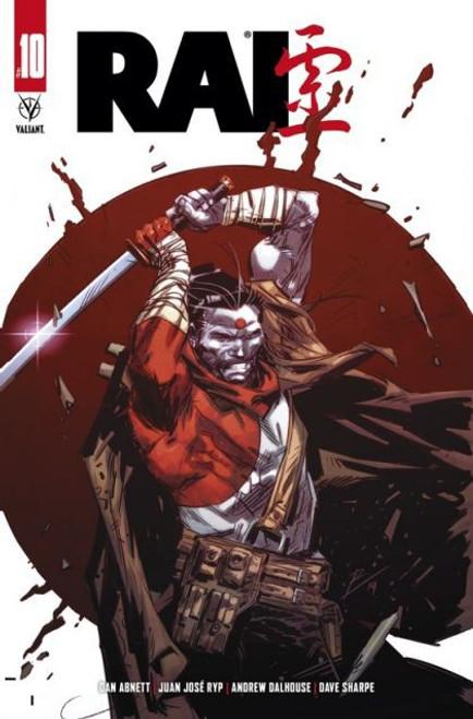 Valiant Comics Rai, Vol. 3 #10B Comic Book