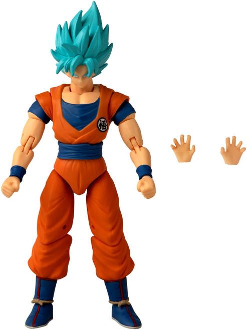 Dragon Ball Super Dragon Stars Super Saiyan Blue Goku Action Figure [Version 2]