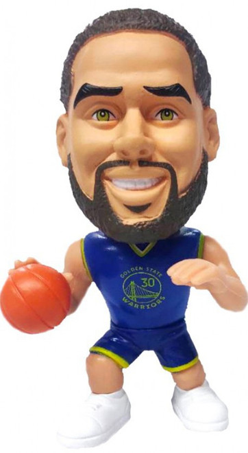 NBA Big Shot Ballers Series 1 Steph Curry Action Figure