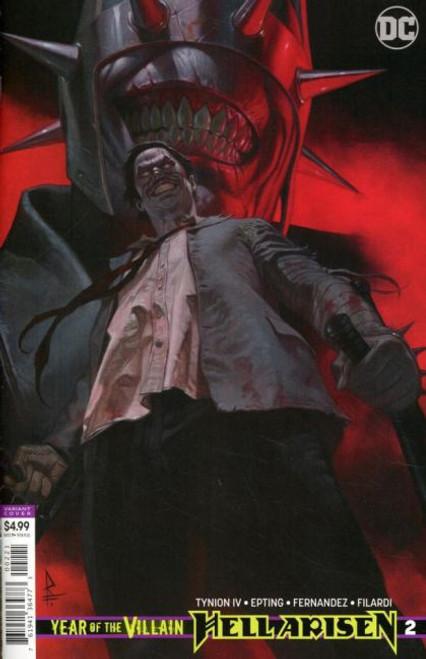 DC Comics Year Of The Villain: Hell Arisen #2B Comic Book
