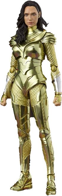 DC Wonder Woman 84 S.H. Figuarts Wonder Woman Action Figure [Golden Armor]