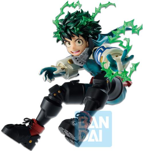 My Hero Academia Ichiban Izuku Midoriya 6-Inch Collectible PVC Figure [Go and Go!]