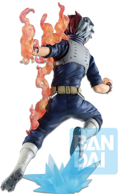 My Hero Academia Ichiban Shoto Todoroki 6.6-Inch Collectible PVC Figure [Go and Go!] (Pre-Order ships June)