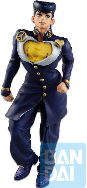 Jojo's Bizzare Adventure Ichiban Josuke Higashikata 9.8-Inch Collectible PVC Figure [Jojo's Assemble] (Pre-Order ships June)