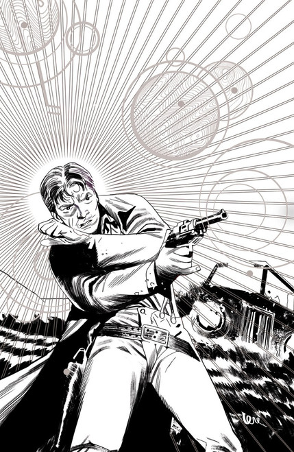 Boom! Studios Firefly Blue Sun Rising #1 Comic Book [One-per-store Variant]