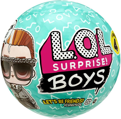 LOL Surprise Boys Series 4 Mystery Pack [Teal] (Pre-Order ships January)