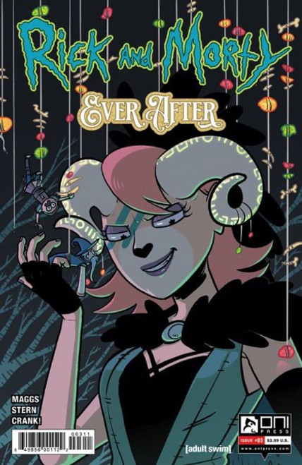 Oni Press Rick and Morty: Ever After #3A Comic Book