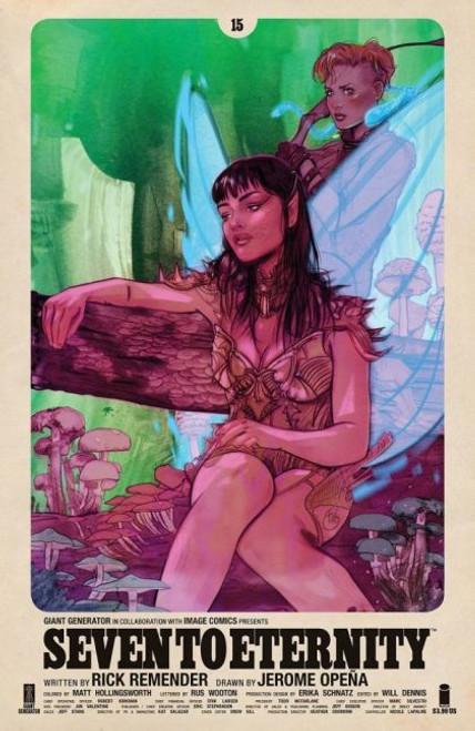 Image Comics Seven To Eternity #15B Comic Book