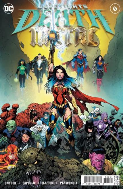 DC Comics Dark Nights: Death Metal #6A Comic Book