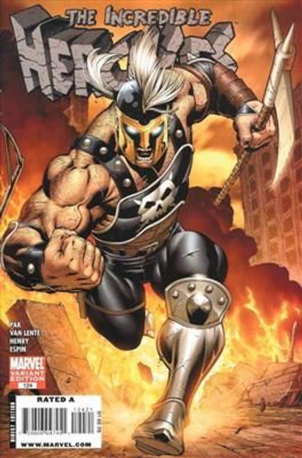 Marvel Incredible Hercules #124B Comic Book