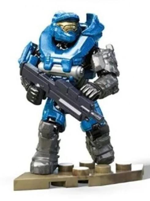 Halo Infinite Series 2 Blue Spartan Common Minifigure [Loose]