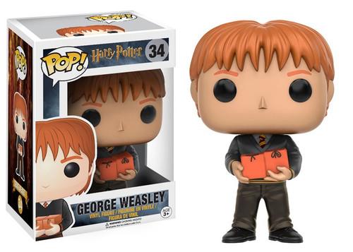 Funko Harry Potter POP! Movies George Weasley Vinyl Figure #34 [Loose]