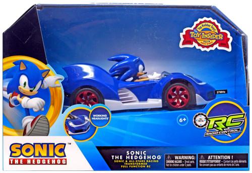 Sonic & All-Stars Racing Transformed Sonic The Hedgehog R/C Vehicle
