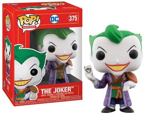 Funko DC Imperial Palace POP! Joker Vinyl Figure #375
