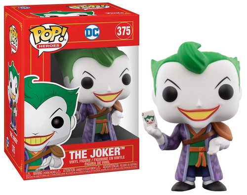 Funko DC Imperial Palace POP! Joker #375 (Pre-Order ships February)