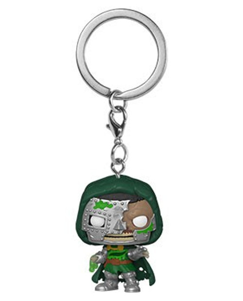 Funko Marvel Zombies POP! Marvel Dr. Doom Keychain (Pre-Order ships February)