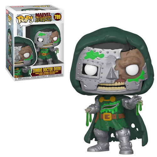 Funko Marvel Zombies POP! Marvel Dr. Doom Vinyl Figure #789 (Pre-Order ships February)