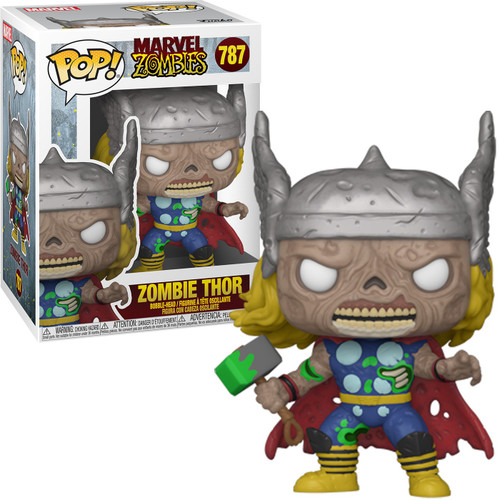Funko Marvel Zombies POP! Marvel Thor Vinyl Figure #787 (Pre-Order ships February)