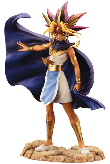 YuGiOh ArtFXJ Atem 9.5-Inch Collectible PVC Statue (Pre-Order ships September)