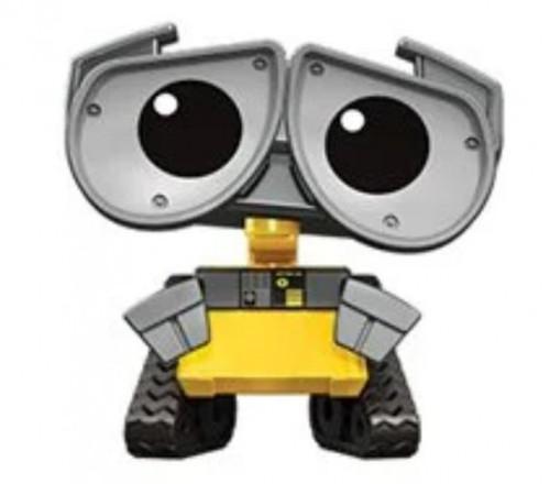 Disney / Pixar World of Pixar Series 1 WALL-E Mini Figure [Loose]