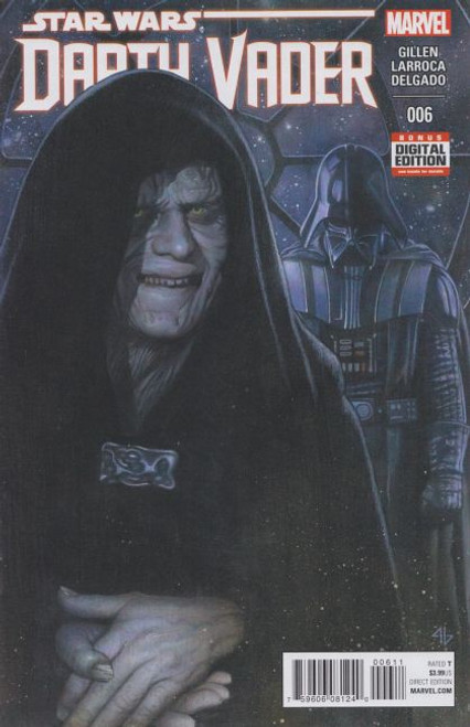 Marvel Star Wars: Darth Vader, Vol. 1 #6A Comic Book