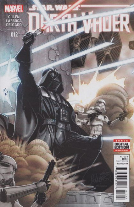 Marvel Star Wars: Darth Vader, Vol. 1 #12 Comic Book