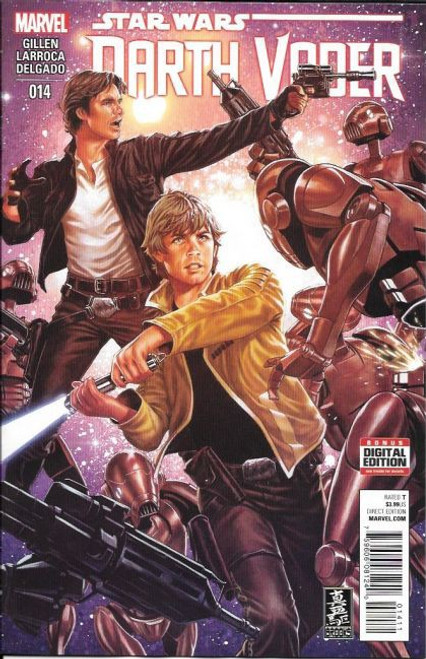 Marvel Star Wars: Darth Vader, Vol. 1 #14A Comic Book