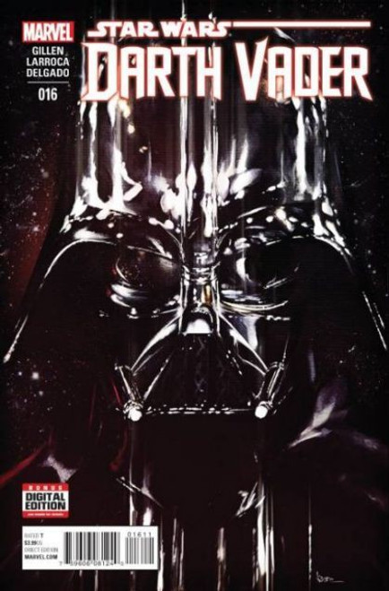 Marvel Star Wars: Darth Vader, Vol. 1 #16A Comic Book