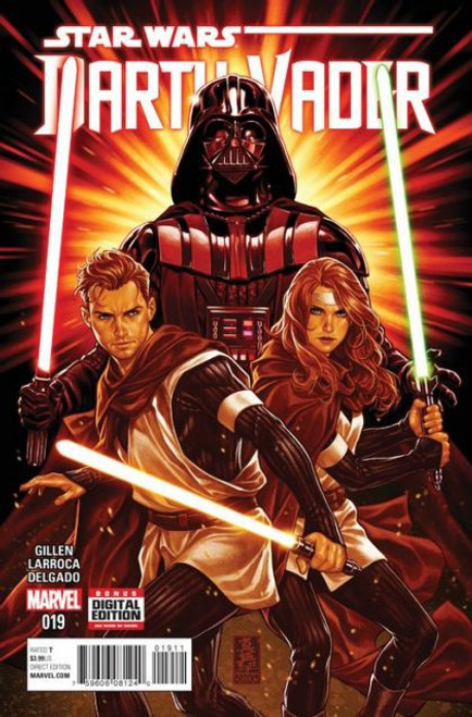 Marvel Star Wars: Darth Vader, Vol. 1 #19 Comic Book