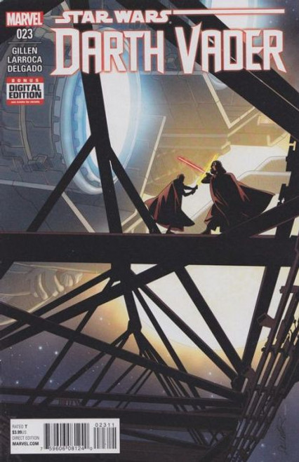 Marvel Star Wars: Darth Vader, Vol. 1 #23A Comic Book