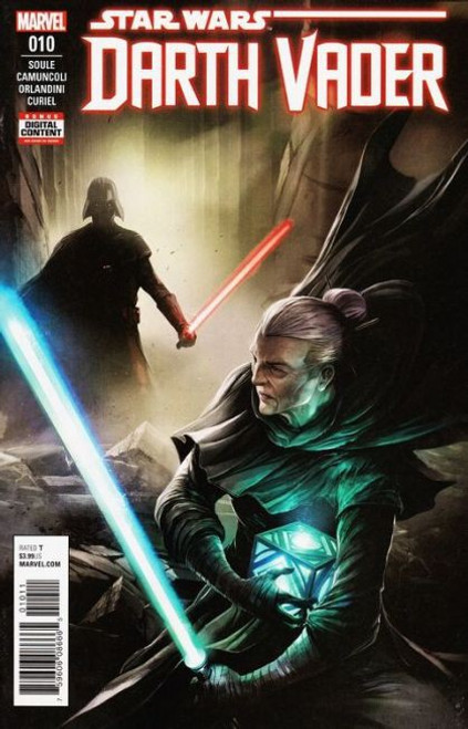 Marvel Star Wars: Darth Vader, Vol. 2 #10A Comic Book