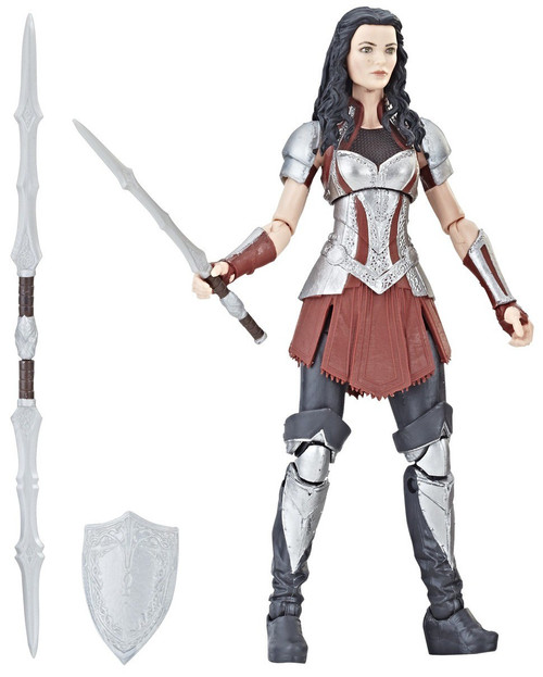 Thor: The Dark World Marvel Studios: The First Ten Years Marvel Legends Lady Sif Action Figure [Loose]