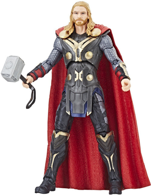 Thor: The Dark World Marvel Studios: The First Ten Years Marvel Legends Thor Action Figure [Loose]