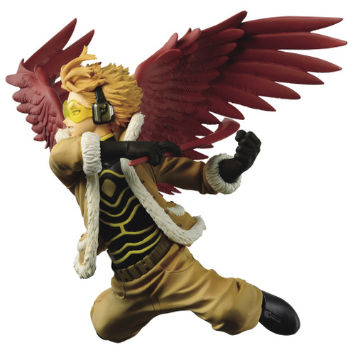 My Hero Academia The Amazing Heroes Hawks 7-Inch Collectible PVC Figure (Pre-Order ships June)