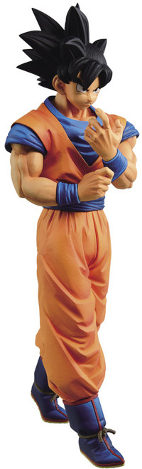 Dragon Ball Z Solid Edge Works Goku 9.1-Inch Collectible PVC Figure (Pre-Order ships June)