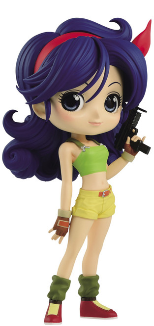 Dragon Ball Z Q Posket Launch 5.5-Inch Collectible PVC Figure [Ver. A] (Pre-Order ships June)