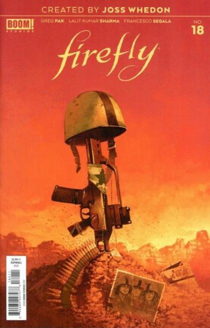 Boom! Studios Firefly #18A Comic Book