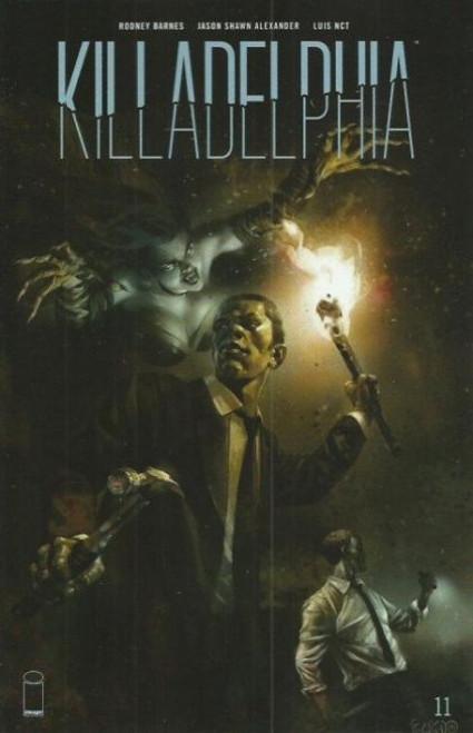 Image Comics Killadelphia #11B Comic Book