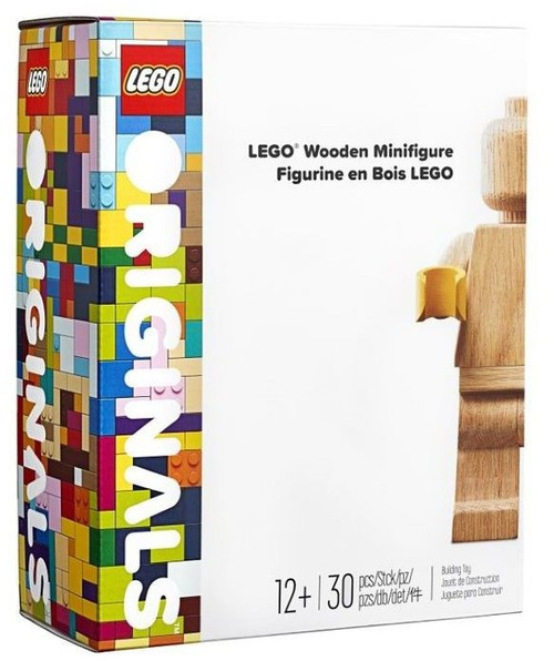 LEGO Wooden Minifigure Exclusive 7-Inch