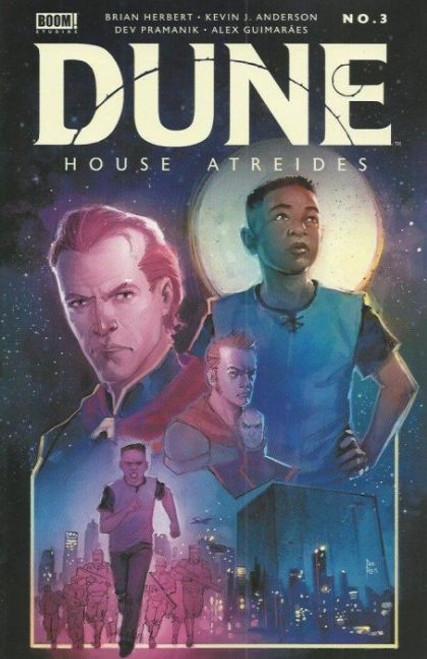 Boom! Studios Dune: House Atreides #3B Comic Book
