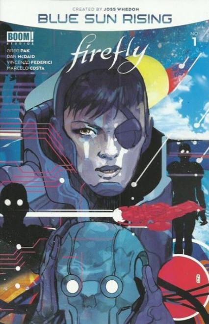 Boom! Studios Firefly: Blue Sun Rising Alpha #1B Comic Book