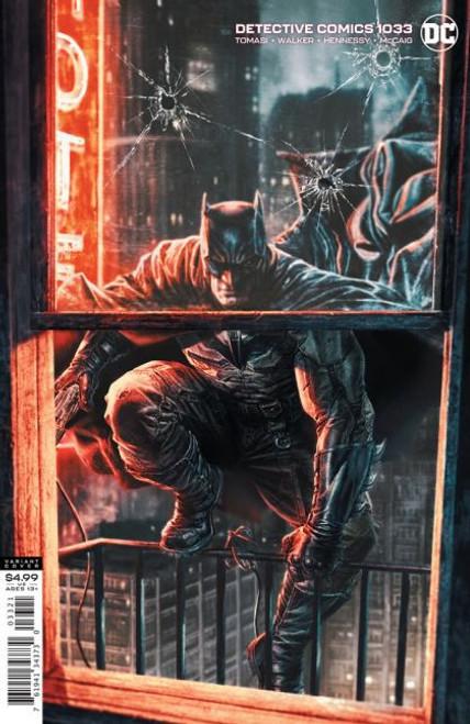 DC Comics Detective Comics, Vol. 3 #1033B Comic Book
