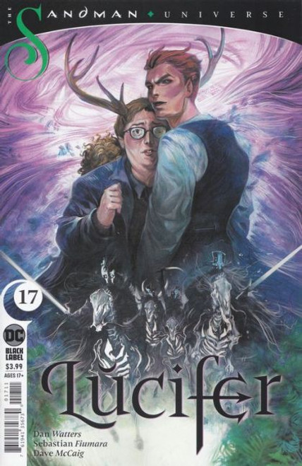 DC Comics Lucifer, Vol. 3 #17 Comic Book