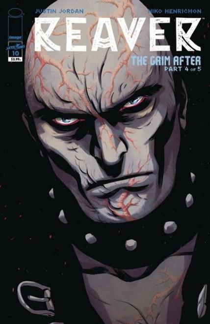 Image Comics Reaver #10 Comic Book