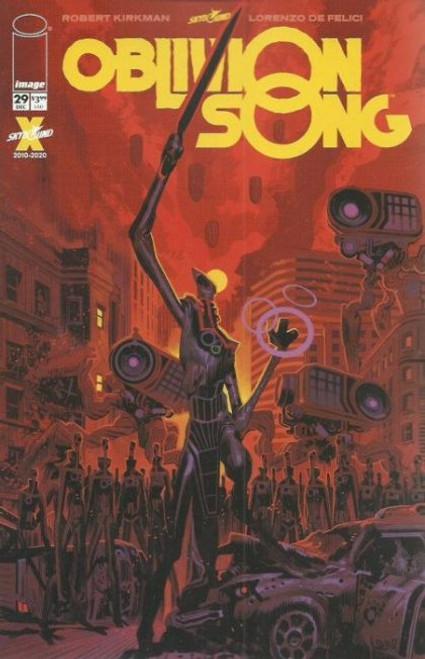 Image Comics Oblivion Song #29 Comic Book