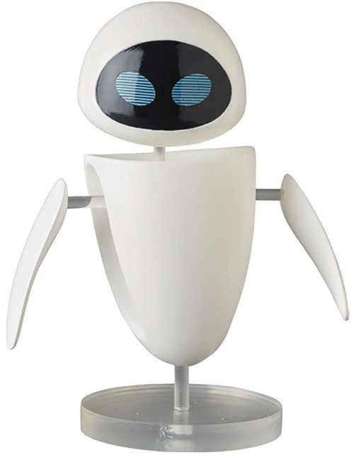 Disney Wall-E UDF Ultra Detail Figure Series 9 Eve 3-Inch PVC Figure (Pre-Order ships November)