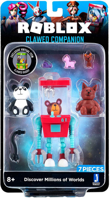 Roblox Imagination Collection Clawed Companion Action Figure