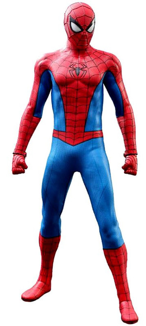 Marvel Video Game Masterpiece Spider-Man Collectible Figure VGM48 [Classic Suit] (Pre-Order ships March 2022)